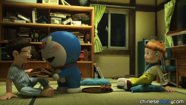 [日本] 慶《STAND BY ME 哆啦A夢 2》上映 《STAND BY ME 哆啦A夢》11/20將於朝日電視台播出