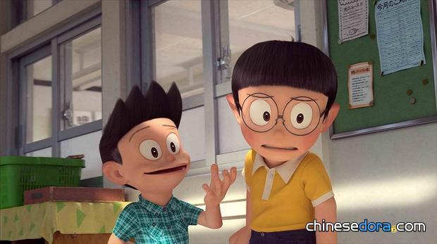 [台灣] 跨年夜看3D哆啦A夢好過年! 信義威秀《STAND BY ME 哆啦A夢》獻映午夜場